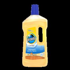 Detergent pentru lemn Pronto Ulei Migdale, 750 ml