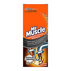 Granule desfundat tevi Mr.Muscle Niagara 250g