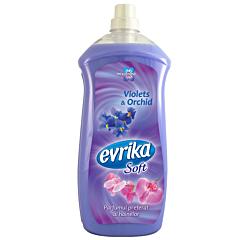 Balsam de rufe Evrika Violets&Orchid,  2 L