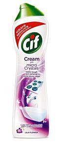 Crema abraziva Cif Lila, 500 ml