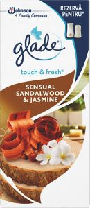 Rezerva Glade Touch&Fresh Bali Sandalwood & Jasmine,10ml
