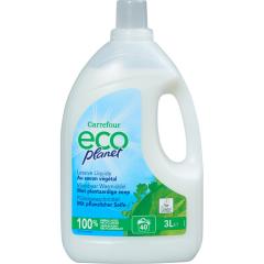 Detergent automat lichid Eco Planet, 40 spalari, 3 L