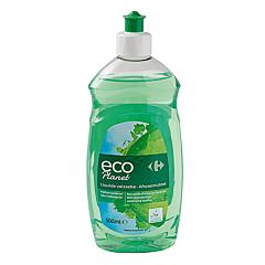 Detergent de spalat vase cu parfum rozmarin Carrefour Eco Planet 500ml