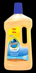 Detergent pentru lemn Pronto Clasic, 750 ml + 250 ml