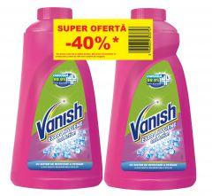 Solutie indepartare pete Vanish Extra Hygiene, 940 ml + Solutie indepartare pete Vanish Extra Hygiene, 940 ml
