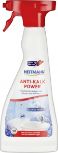 Anticalcar spray baie Heitmann. 500 ml