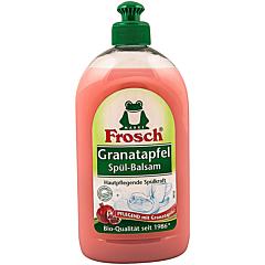 Detergent de vase lichid, rodie Frosch Bio 500ml