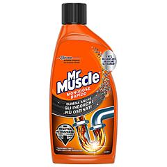 Gel pentru desfundarea tevilor Mr Muscle 0.5l