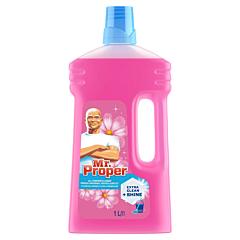 Detergent universal pentru pardoseli Mr. Proper Flowers&Spring, 1 l