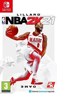 NBA 2K21 pentru Nintendo Switch