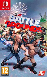 WWE 2K Battlegrounds pentru Nintendo Switch
