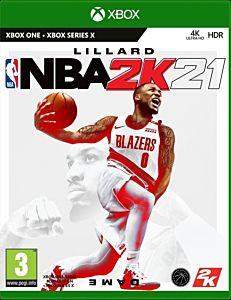 NBA 2K21 pentru Xbox One