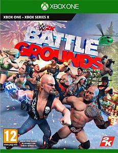 WWE 2K Battlegrounds pentru Xbox One
