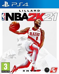 NBA 2K21 pentru PlayStation 4