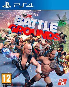 WWE 2K Battlegrounds pentru PlayStation 4