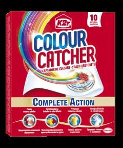 Aditiv pentru spalare K2r Colour Catcher, 10 buc