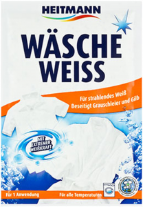Inalbitor contra ingalbenirii tesuturilor albe Heitmann, 50 gr
