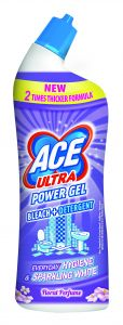 Gel universal cu inalbitor Ace Power Gel Floral, 750 ml