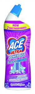 Gel universal cu inalbitor Ace Power Gel Lavanda, 750 ml