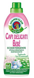 Detergent de rufe lichid Bebe Chante Clair fara parfum, 750 ml