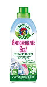 Detergent de rufe lichid Bebe Chante Clair Migdale, 750 ml