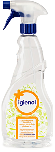 Dezinfectant universal fara clor Igienol Clear Multi-Action, 750 ml