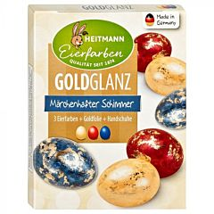 Vopsea oua Goldglanz Heitmann