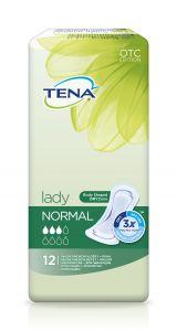 Absorbante pentru incontinenta Tena Lady Normal 12 buc