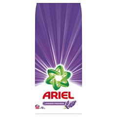 Detergent automat pudra lavanda Ariel, 100 spalari, 10kg