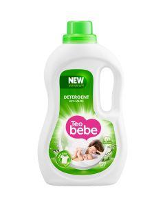 Detergent de rufe lichid Teo Bebe Cotton Soft Aloe, 20 spalari, 1.1 L