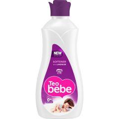 Balsam de rufe Teo Bebe Cotton Soft Lavender, 76 spalari, 1.9 L