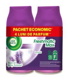 Rezerva odorizant automatic Air Wick Freshmatic Levantica, 2x250 ml