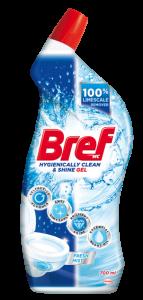 Solutie curatare toaleta Bref WC Gel Fresh Mint, 700 ml