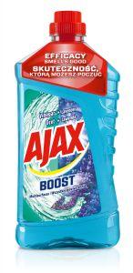 Detergent universal pentru pardoseli Ajax Boost Vinegar and Blue Lavander, 1L