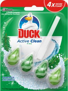 Odorizant solid vas toaleta Duck Pin, 38g