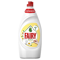 Detergent de vase Fairy Sensitive Chamomile & Vitamin E, 800ml