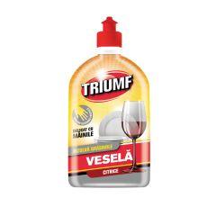 Detergent lichid de vase Triumf Citrice, 500 ml