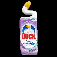Gel curatare vas toaleta Duck Lavanda, 750ml