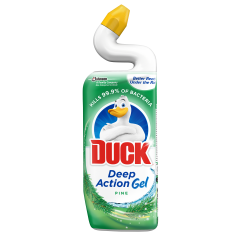 Gel curatare vas toaleta Duck Pin, 750ml