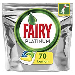 Detergent de vase capsule Fairy Platinum 70buc