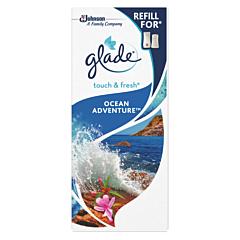 Rezerva Glade Touch&Fresh Ocean Adventure, 10ml