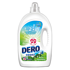 Detergent automat lichid Dero Ozon+ Roua muntelui, 40spalari, 2L
