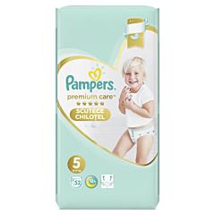 Scutece chilotel Pampers Premium Care Pants, Marime 5, 12-17 kg, 52 buc