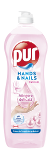 Detergent de vase Pur Hands & Nails, 750ml