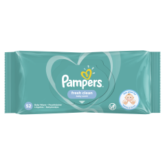 Servetele umede Pampers Fresh Clean, 52 buc