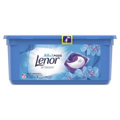 Detergent automat capsule Lenor Spring Awakening, 28 spalari, 28 buc.