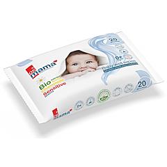 Servetele umede pentru bebelusi, Ok Mama, 20 bucati