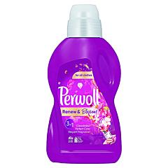 Detergent automat lichid Perwoll Renew and Blossom, 15 spalari, 0.9L