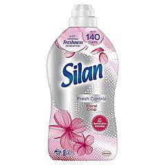Balsam de rufe Silan Floral Crisp, 58 spalari 1.45L