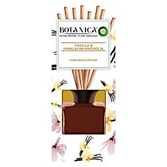 Odorizant cu betisoare vanilie si magnolie din Himalaya Botanica, 80 ml